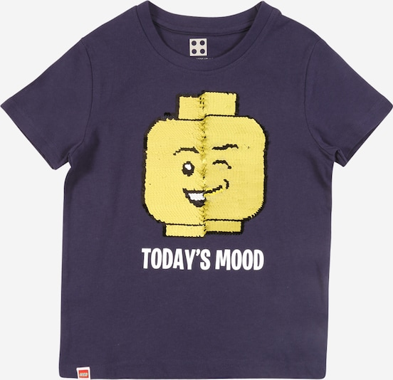 LEGO WEAR Shirt in de kleur Navy, Productweergave