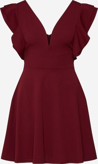 Suknelė iš WAL G. , spalva - vyno raudona spalva, Prekių apžvalga