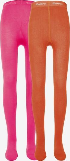 EWERS Kousen in de kleur Pruim / Pink, Productweergave