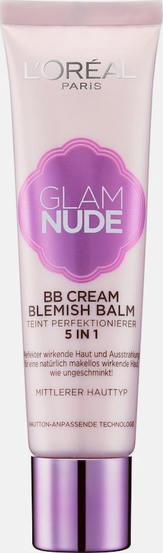 L'Oréal Paris 'Nude Magique BB Cream', 5in1 Teint-Perfektionierer