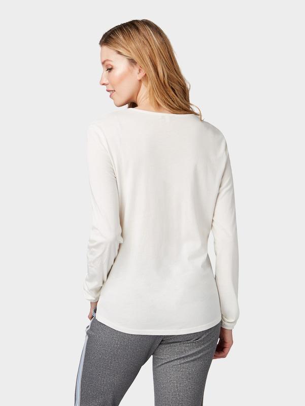 Blanc En Tailor Tom T shirt Cassé L35A4Rjq