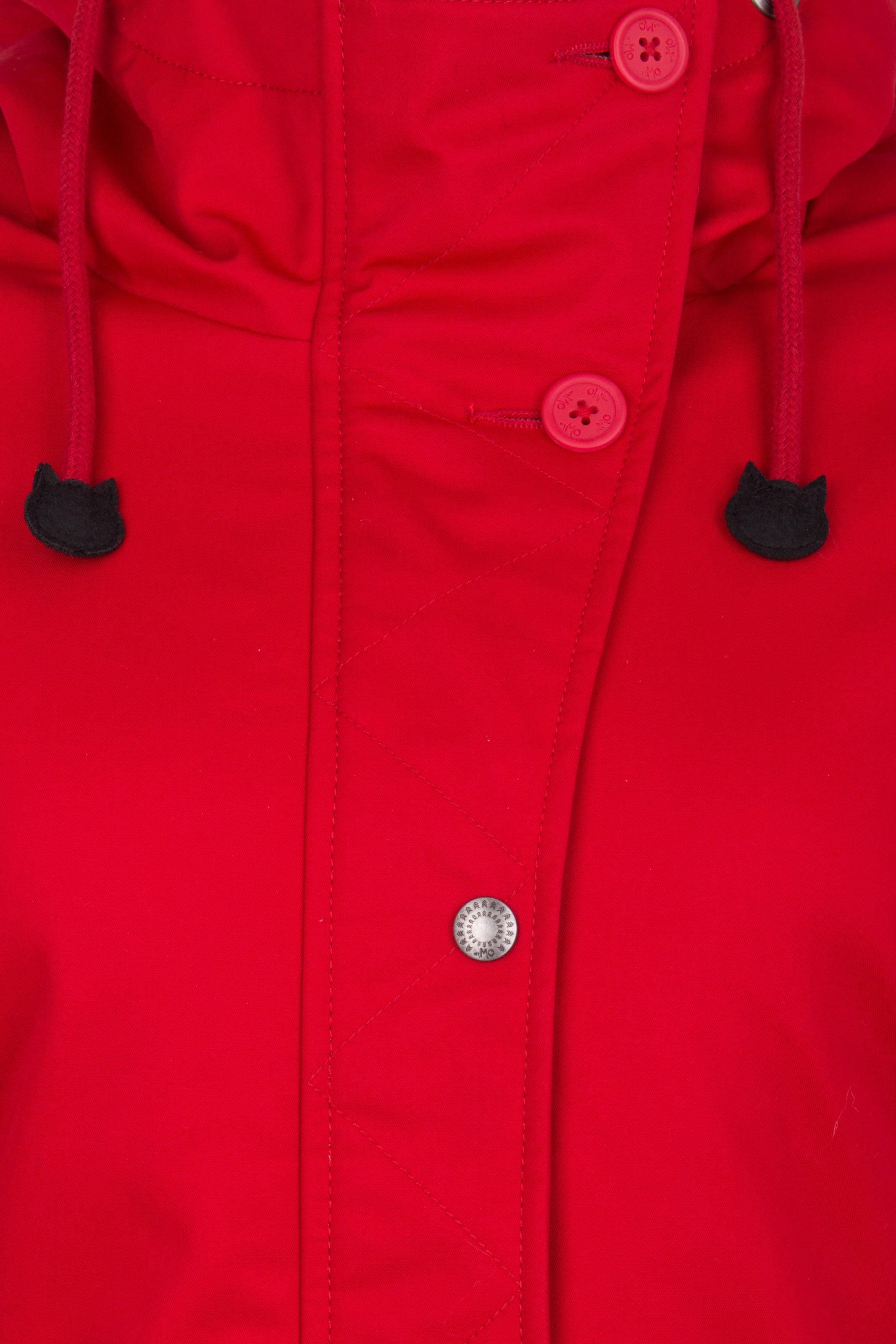 Rouge In In D'hiver MymoParka MymoParka D'hiver Rouge qMUVzpSG