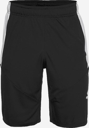PUMA Shorts 'Cat' in schwarz / weiß, Produktansicht