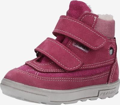Pepino Stiefelette in pink, Produktansicht