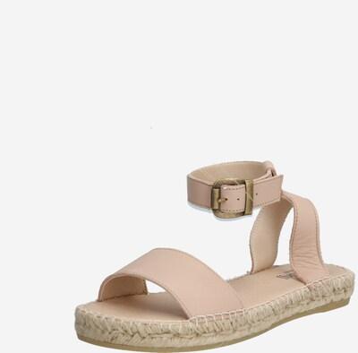 espadrij l´originale Sandale 'Nimes' in beige, Produktansicht