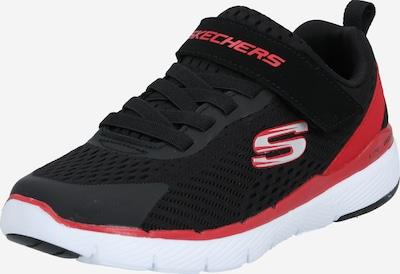 SKECHERS Baskets 'Flex Advantage 3.0 Nuroblast' en rouge / noir, Vue avec produit