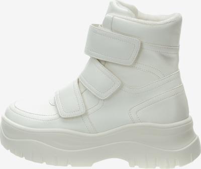 Keddo Sneakers hoog in de kleur Wit, Productweergave