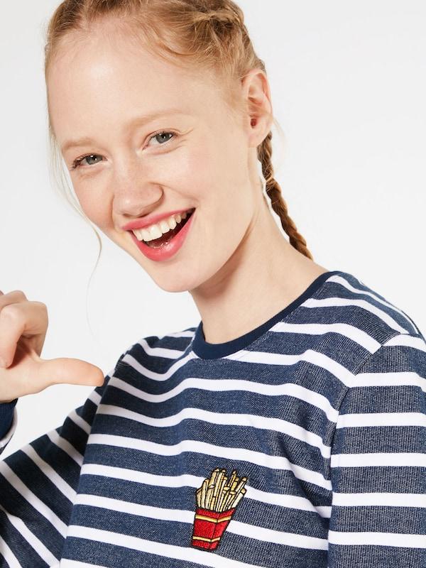 Colourful Rebel Sweatshirt 'Fries Sweat'