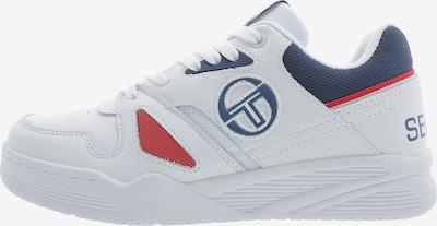 Sergio Tacchini Sneaker 'Top CLS LTH' in blau / rot / weiß, Produktansicht