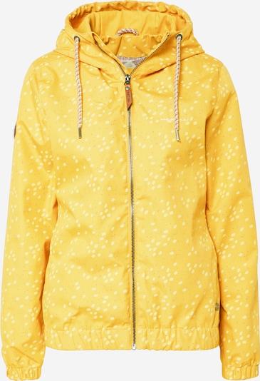 mazine Jacke in gelb, Produktansicht