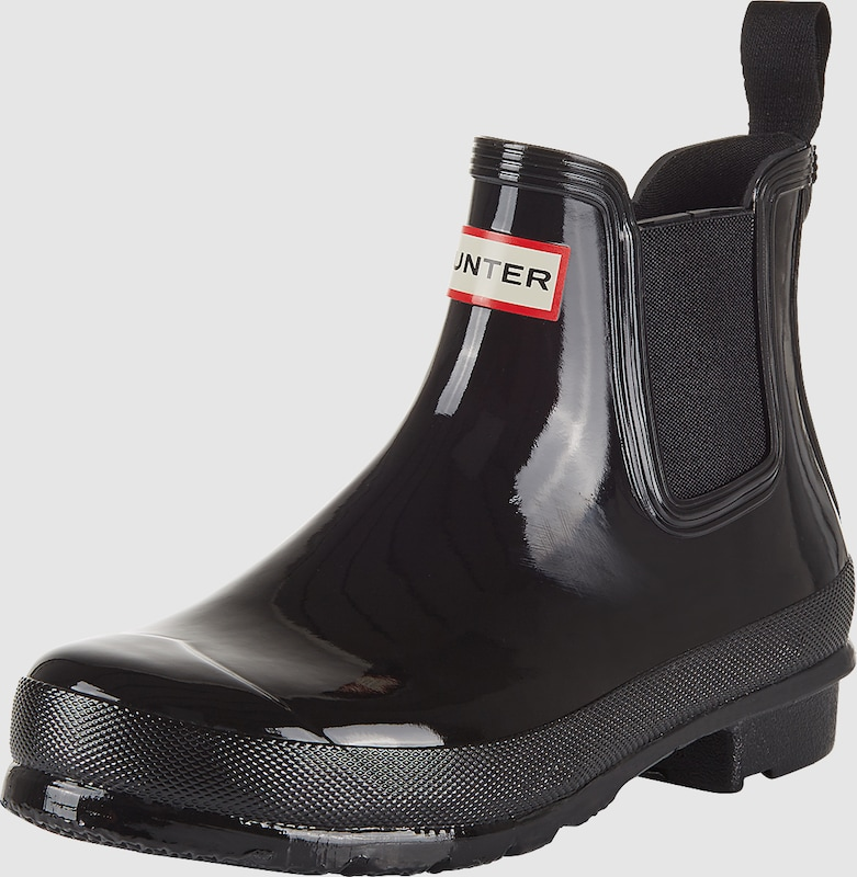 HUNTER | Gummistiefel 'ORIGINAL CHELSEA GLOSS'