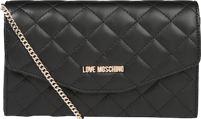 love moschino taschen online bei about you kaufen. Black Bedroom Furniture Sets. Home Design Ideas