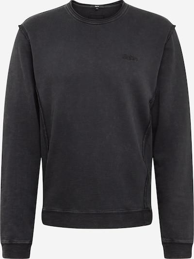 tigha Sweatshirt 'Kester' in schwarz, Produktansicht