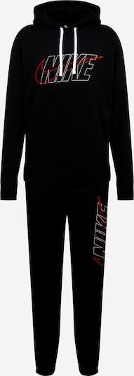 Nike Sportswear Juoksupuku värissä punainen / musta / valkoinen, Tuotenäkymä