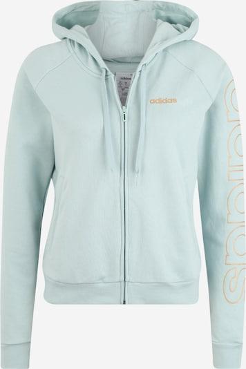 ADIDAS PERFORMANCE Bluza rozpinana sportowa 'W E BRAND HD TT' w kolorze miętowym, Podgląd produktu