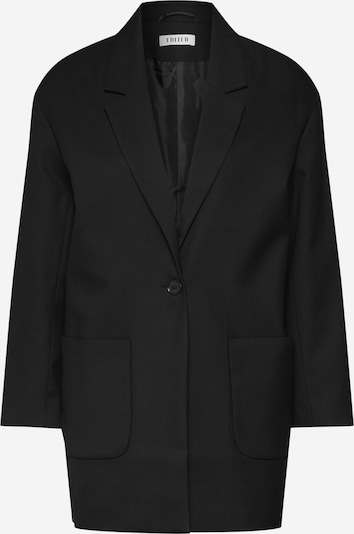 EDITED Blazer 'Isamar' in schwarz, Produktansicht