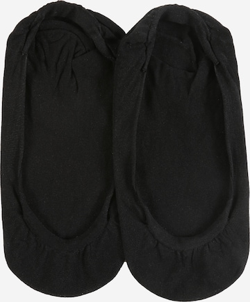Swedish Stockings Sokker 'Ida Premium Steps' i svart