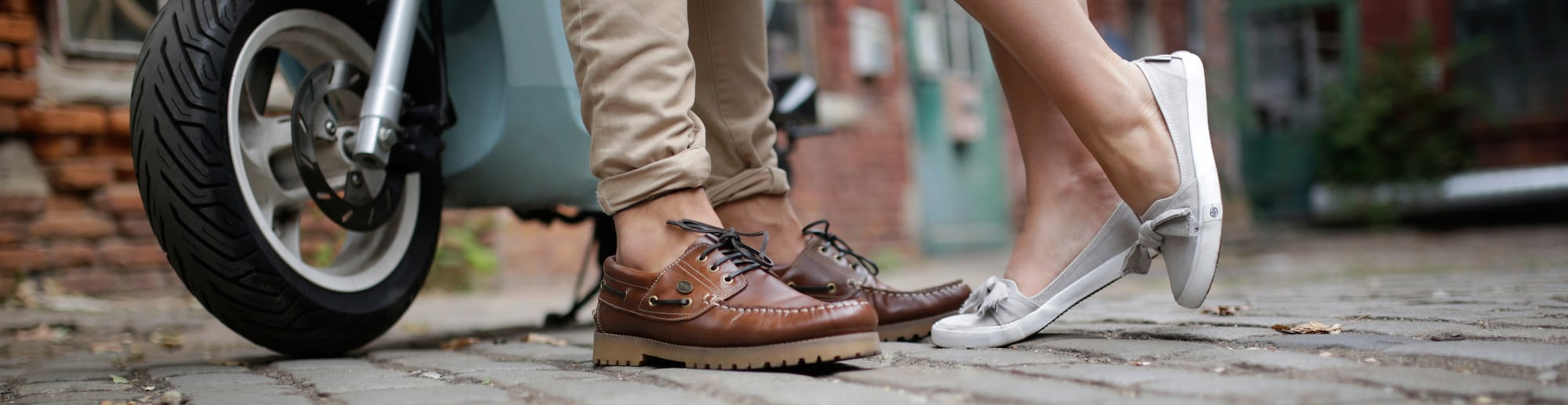 Dockers by Gerli Brand header