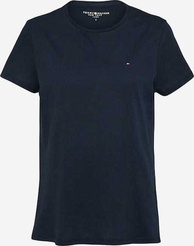 TOMMY HILFIGER T-Shirt in nachtblau, Produktansicht