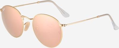 Ray-Ban Sončna očala 'Round metal' | zlata / roza barva, Prikaz izdelka
