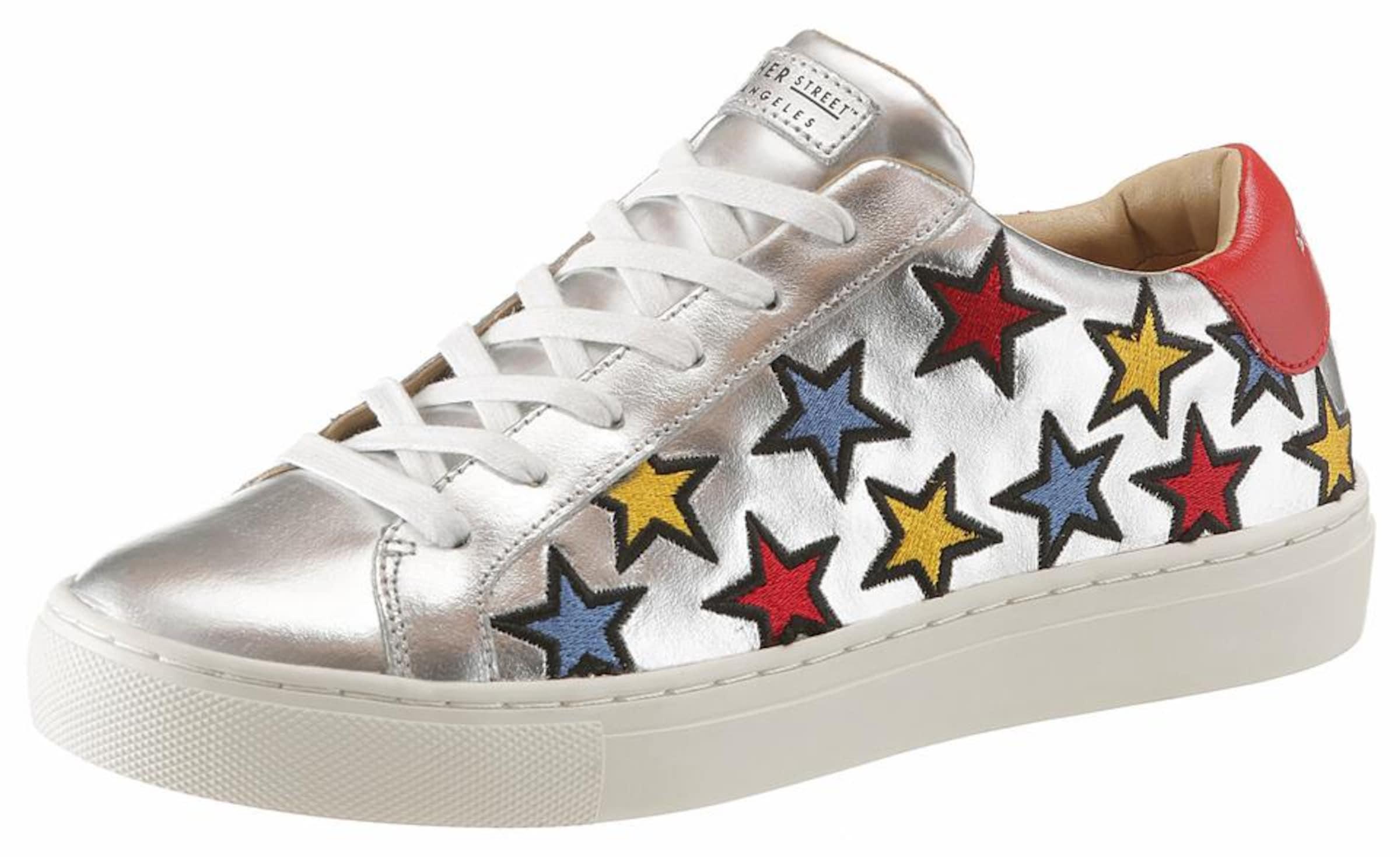 SKECHERS Sneaker »Side Street-Star Side Embroidery« Rabatt Beliebt Billig Verkauf Verkauf Sammlungen Günstiger Preis Low-Cost Online Webseiten Günstig Online ajVjoV64