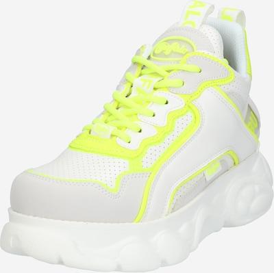 Sportbačiai be auliuko 'Chai' iš BUFFALO , spalva - neoninė geltona / balta, Prekių apžvalga