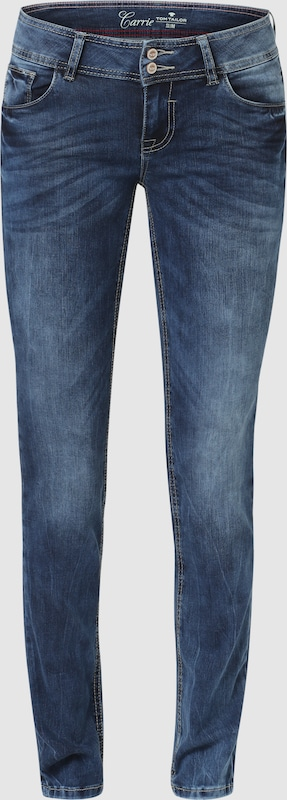 TOM TAILOR 'Carrie' Slim Fit Jeans