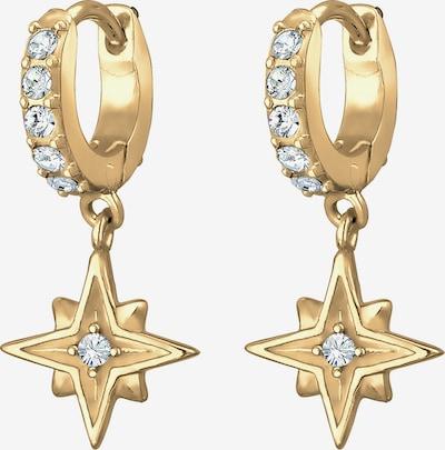 ELLI Creole in gold / transparent, Produktansicht