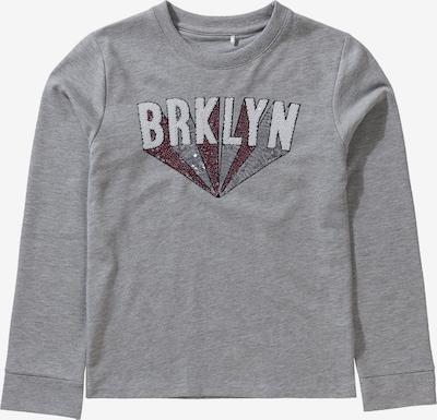 STACCATO Sweatshirt in graumeliert, Produktansicht
