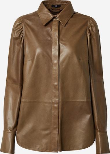 Camicia da donna Riani di colore cachi, Visualizzazione prodotti