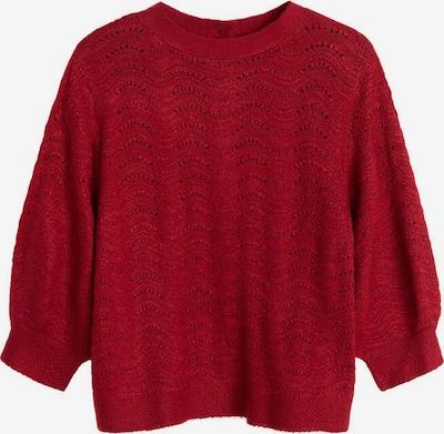 MANGO Pullover 'Bride' in rot, Produktansicht