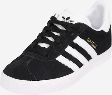 ADIDAS ORIGINALS Sneaker 'GAZELLE' in Schwarz