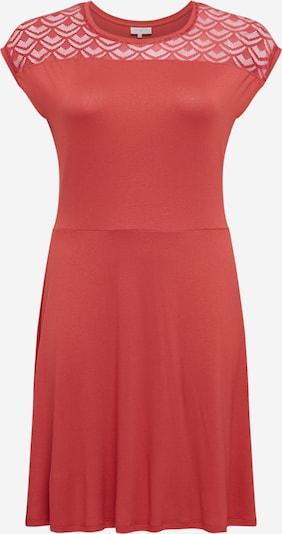 ONLY Carmakoma Kleid 'FLAKE' in rot, Produktansicht