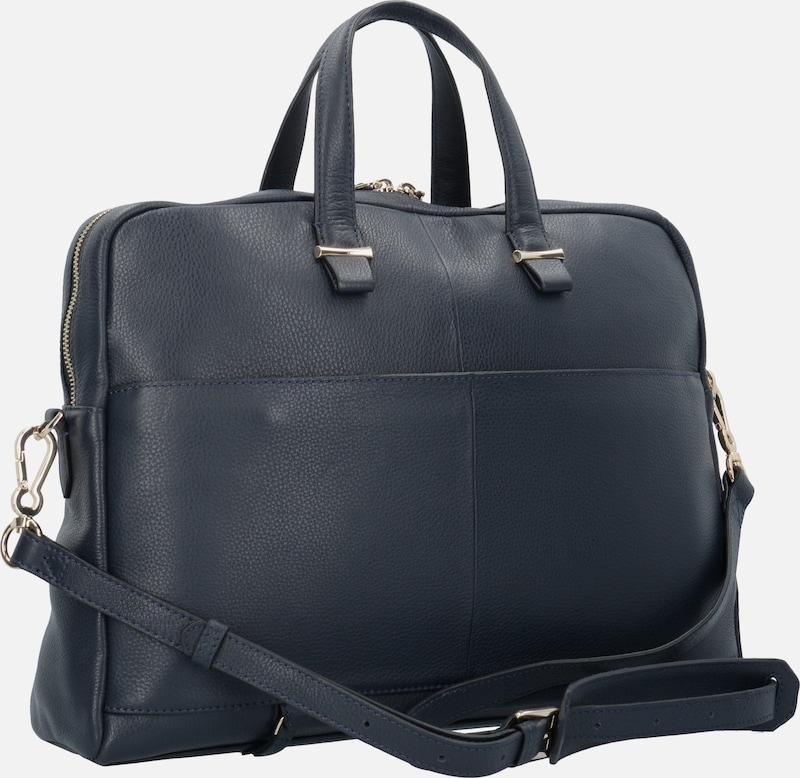 Samsonite High Line Ii Briefcase Leather 41 Cm Compartment