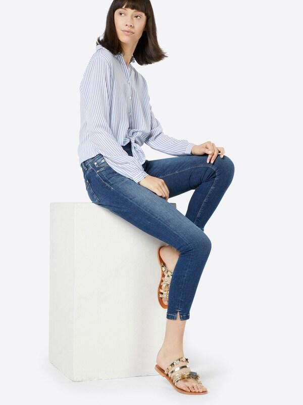 Blauw Mavi Denim 'adriana' In Jeans Yfbymgv76I