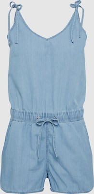 VERO MODA Jumpsuit 'MAYA' in Blauw denim