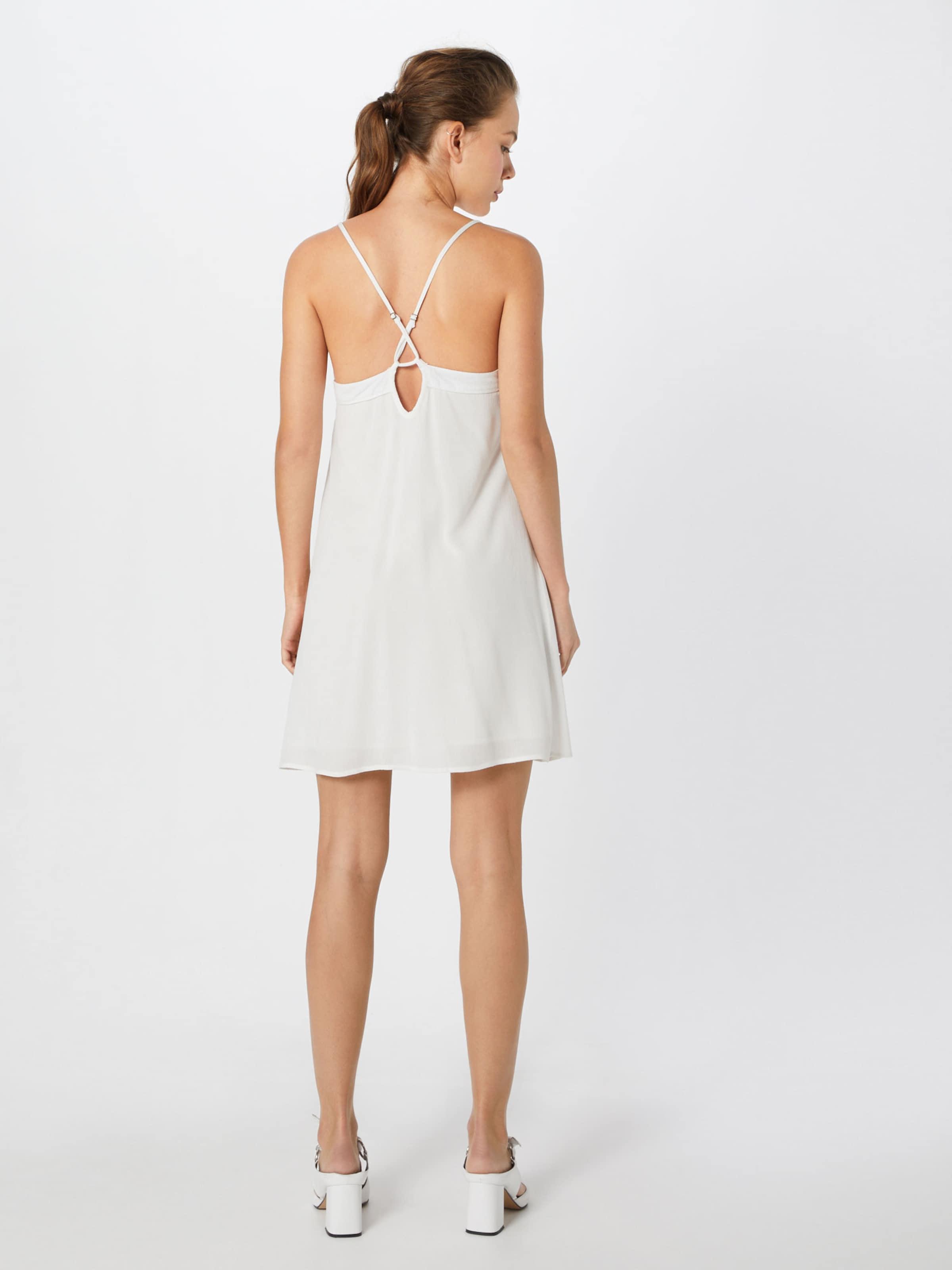 En Blanc Roxy Roxy Robe D'été D'été Robe qSMUjLVGzp