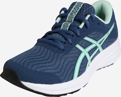 ASICS Laufschuh  'PATRIOT 12' in blau / aqua, Produktansicht