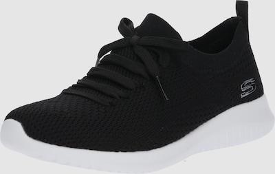 SKECHERS Sneakers laag 'Ultra Flex - Statements' in Zwart