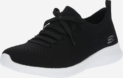 Sneaker low SKECHERS pe negru, Vizualizare produs