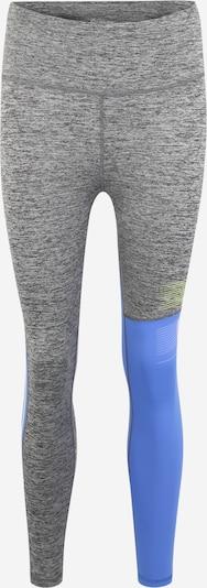 Superdry Sporthose in blau / graumeliert / limette, Produktansicht