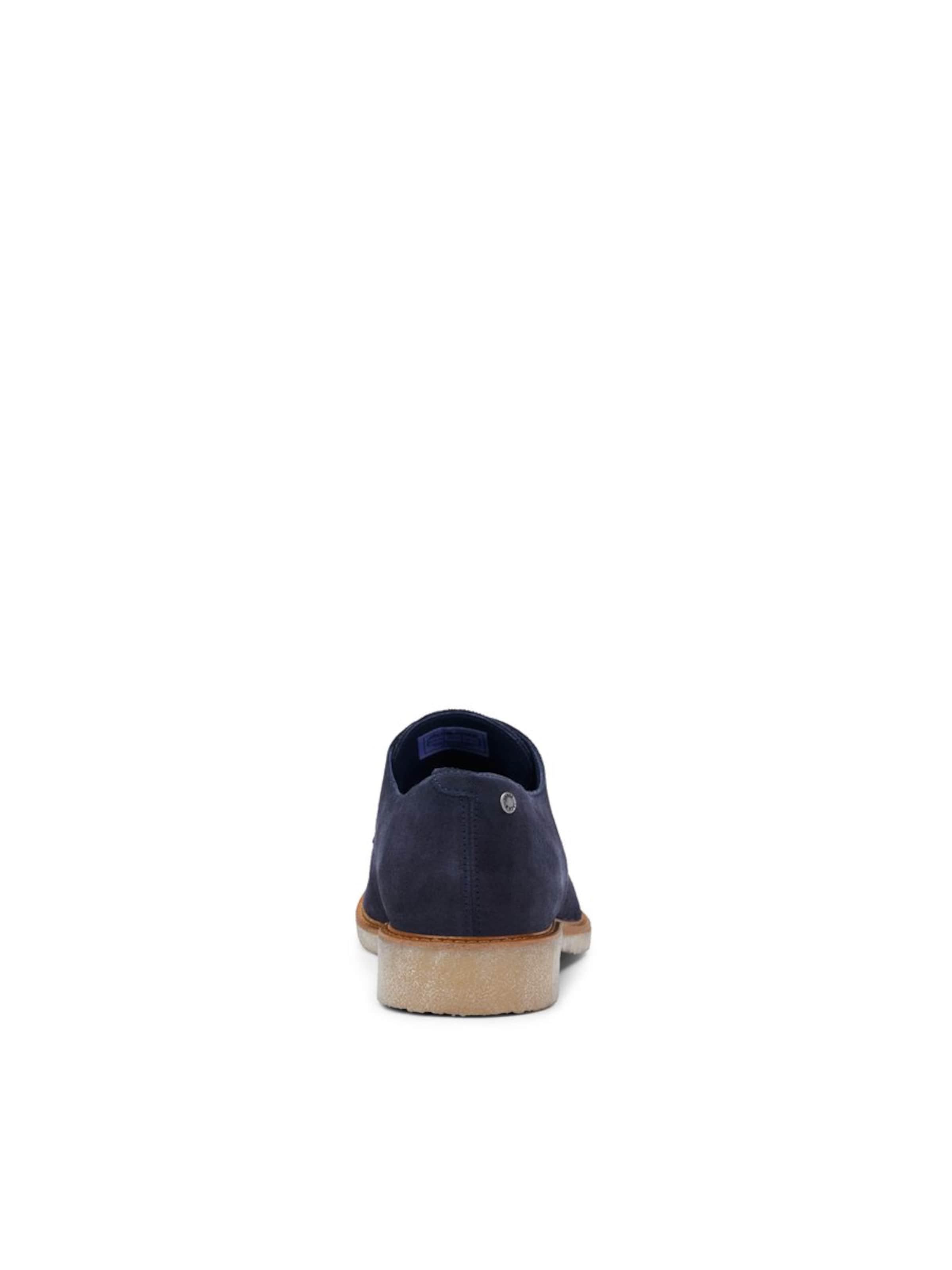 Jackamp; En Chaussure Marine Lacets Jones Bleu À pSqzMGLUV