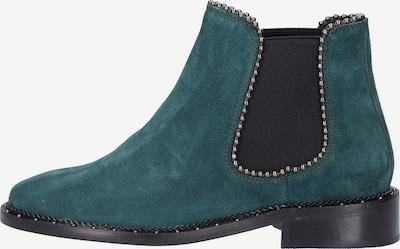 BRONX Stiefelette in grün / schwarz, Produktansicht