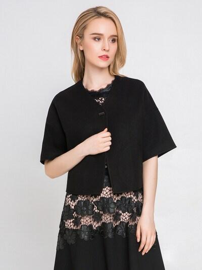 APART Jacke in schwarz, Modelansicht