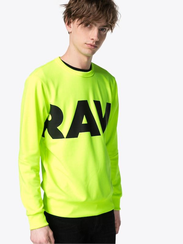 G-STAR RAW Sweatshirt 'Vilsi stalt dc slim r sw l/s'