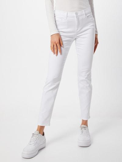 BRAX Jeans 'SHAKIRA' in white denim, Modelansicht
