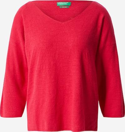 Megztinis iš UNITED COLORS OF BENETTON , spalva - avietinė, Prekių apžvalga