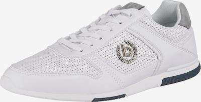 bugatti Sneaker 'Report' in weiß, Produktansicht