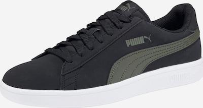 PUMA Sneaker 'Smash v2 Buck' in khaki / schwarz / weiß, Produktansicht