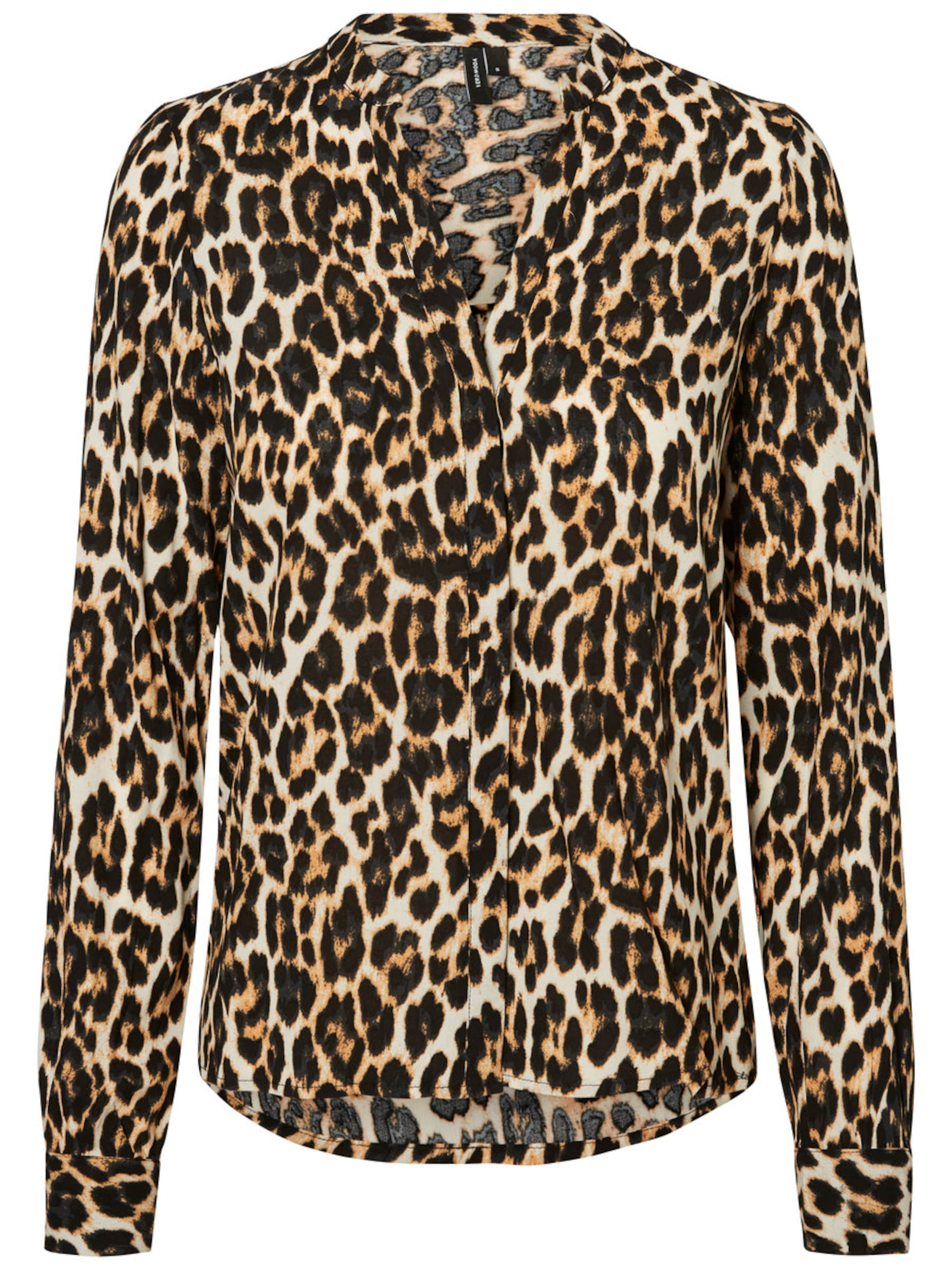 VERO MODA Bluse mit Leoparden Muster Zum Verkauf Preiswerten Realen Unisex Freies Verschiffen Schnelle Lieferung Kaufen Billig Kaufen Billig Finden Große 227xMpHP